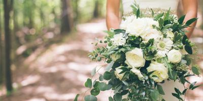 3 Flowers to Consider for August Weddings, Branford Center, Connecticut