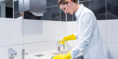 3 Features to Look for in a Commercial Cleaning Service, Austin, Texas