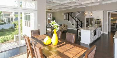 5 Reasons to Use an Open Floor Plan In Your Custom Home, Naperville, Illinois