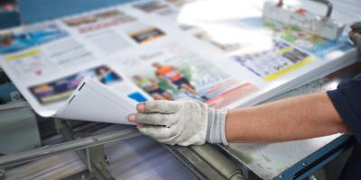 A Look at the Future of Commercial Printing, Sanford, North Carolina