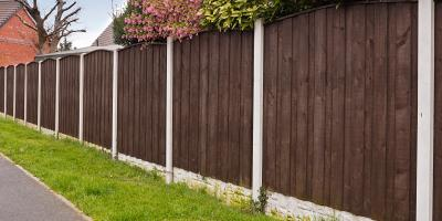 Wood Fences & More: 3 Most Common Fencing Materials, Lincoln, Nebraska
