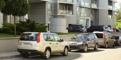 4 Places to Avoid Parking Your Car , Lincoln, Nebraska