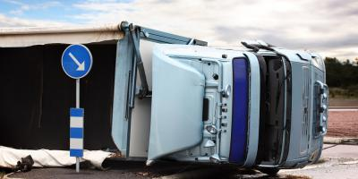 How 4,000 Truck Accidents Differ From 87,000 Car Crashes, Omaha, Nebraska