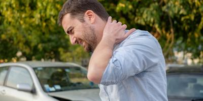 Common Questions About Whiplash Neck Injuries, Blue Ash, Ohio