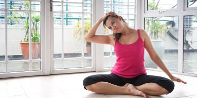 3 Stretches to Relieve Neck Pain, Concord, North Carolina