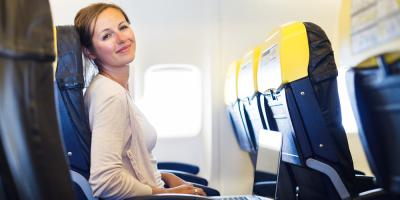 How to Avoid Neck & Back Pain on Long Flights, Florence, Kentucky