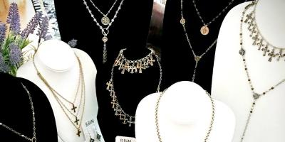 5 Gorgeous Necklaces that are Stunning for Fall, Westfield, Massachusetts