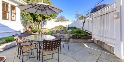 Should You Get a Back Patio or a Deck?, New Braunfels, Texas