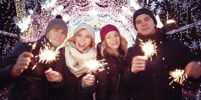 5 Winter-Themed College Campus Events, Franklin, New Jersey