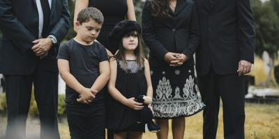 3 Guidelines for Bringing Children to a Funeral, West Haven, Connecticut