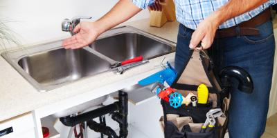 Top 5 Reasons to Call a Plumbing Contractor for Sewer Repairs, New Haven, Connecticut