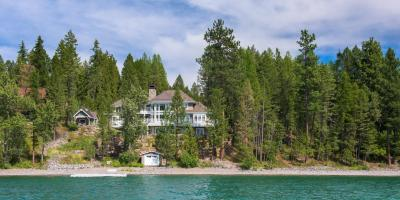 3 Top Tips for Designing a Lake House, Whitefish, Montana