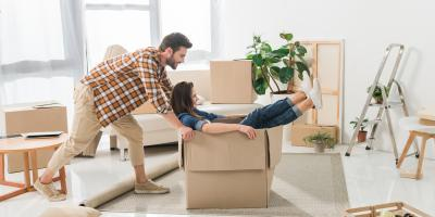 5 Steps to Take When Moving Into Your New Home, Houston County, Texas