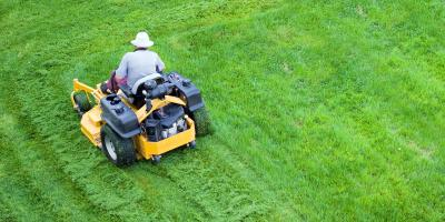 Why It's Essential to Change Lawn Mowing Patterns, Long Valley, New Jersey