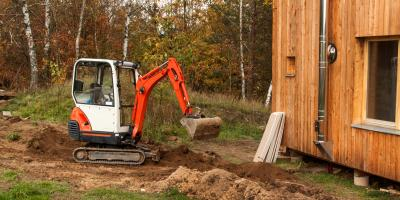 3 Valuable Uses for a Compact Excavator on a Farm, Harris, North Carolina