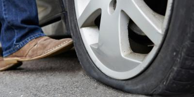 5 Signs You Need to Buy New Tires, Anchorage, Alaska