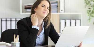 4 Common Office Injuries Employees Suffer, Bronx, New York