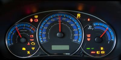 What Do the Dashboard Lights in Your Car Mean?, Brooklyn, New York