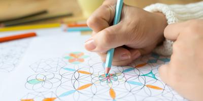 How Canvas Painting & Coloring Help Adults Fight Off Stress, Manhattan, New York
