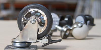 A Guide to Light- & Heavy-Duty Casters, Manhattan, New York