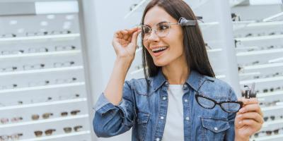Contact Lenses vs. Eyeglasses: Which to Choose, Manhattan, New York