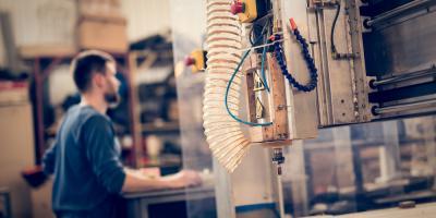 How Custom Fabrication Works, Beacon Falls, Connecticut