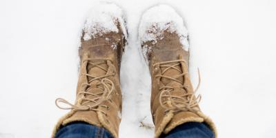 Why Foot Pain Is More Intense in the Winter, Manhattan, New York