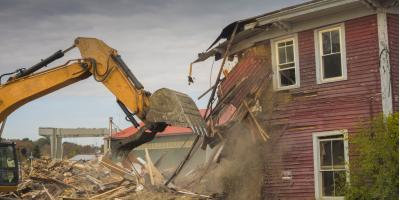 3 Signs Your Building Requires Demolition, Victor, New York