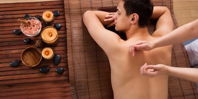 What's the Difference Between Men's Massage & Reflexology?, Manhattan, New York