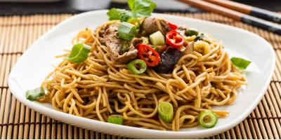 A Guide to Chow Mein and Lo Mein Noodles, Penfield, New York