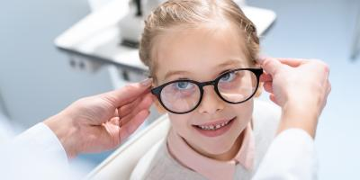 5 Signs Your Child Might Need Glasses, Manhattan, New York