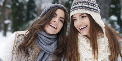 How to Keep Static Out of Hair During Winter, Manhattan, New York
