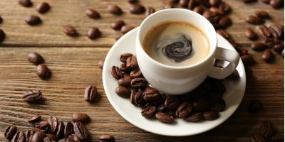 4 Surprising Facts About Coffee, Manhattan, New York
