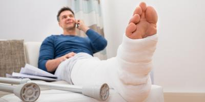 NYC Law Firm Discusses the Early Stages of a Personal Injury Case, Manhattan, New York