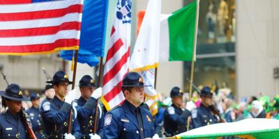 5 Vacation Tips for Attending the St. Patrick's Day Parade, Manhattan, New York