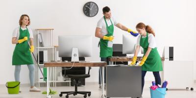 Why Your Business Should Use an Eco-Friendly Cleaning Service, New York, New York