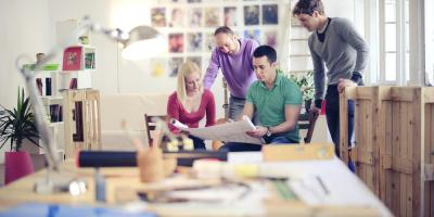 5 Office Furniture Design Tips for Fostering Workplace Creativity, Washington, District Of Columbia