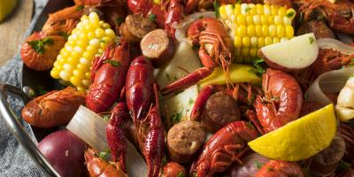 What is the Difference Between a Seafood Boil and Steam Pot?, Manhattan, New York
