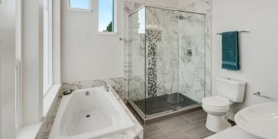 3 Common Myths About Glass Shower Doors, Spring Valley, New York