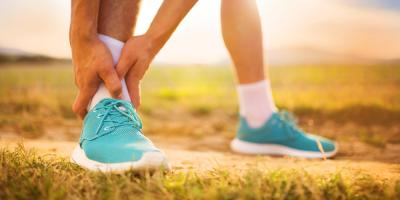 What Is the Difference Between a Strained & Sprained Ankle?, Manhattan, New York