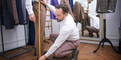 3 Questions to Ask the Tailor When Getting Fitted, Manhattan, New York