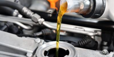 The Importance of an Oil Change, Lowville, New York