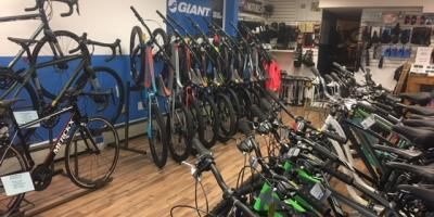 Fall Bike Sale, Dobbs Ferry, New York