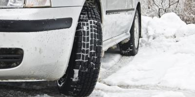 3 Differences Between All-Season & Winter Tires, Paterson, New Jersey