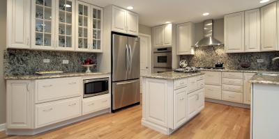 How to Make a Closed-In Kitchen Design Feel Bigger, Manhattan, New York