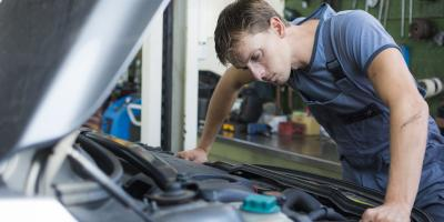 4 Kinds of Auto Fluid Leaks & How to Identify Them, Newark, Ohio