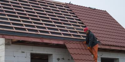 3 Signs of Damaged Metal Roofing, Franklin, Ohio