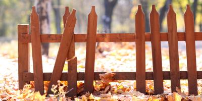 5 Signs It's Time to Replace Your Fence, Newark, Ohio