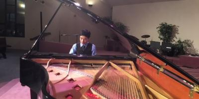 The Best Way to Sit During Piano Lessons, Anchorage, Alaska