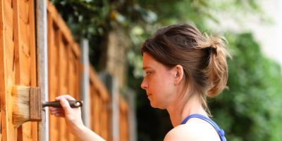 FAQ About Painting & Staining Wood Fences, Nicholasville, Kentucky